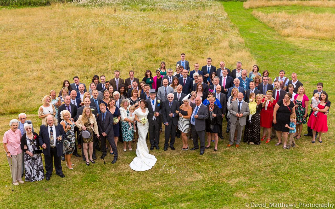 Lisa & Darran Wedding 24.08.14-9561